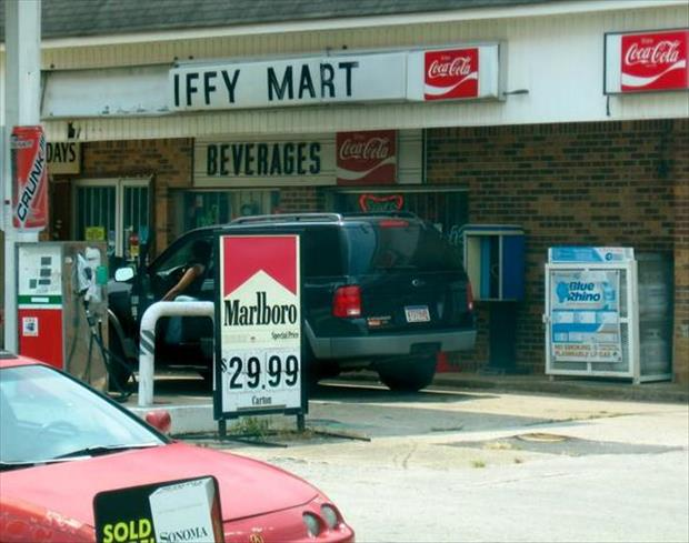 iffy mart funny stores