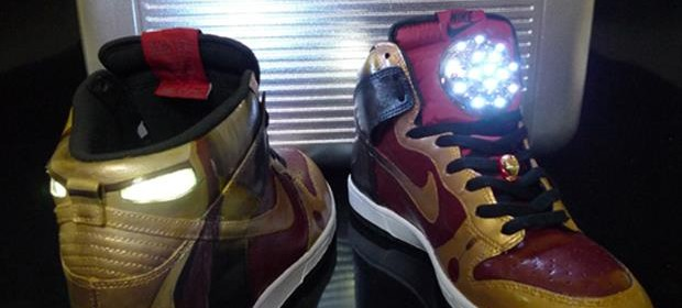 iron man shoes shut up and take my money