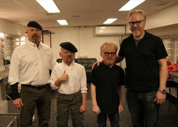 little mythbusters