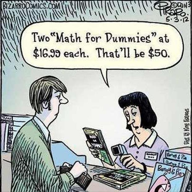 math for dumb people