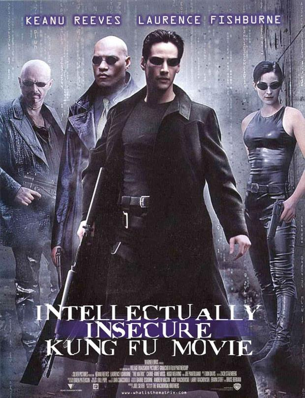 matrix funny movie posters