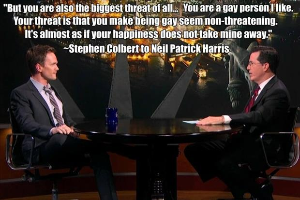 neil patrick harris gay people funny tv show quotes