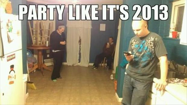 party like its 2013