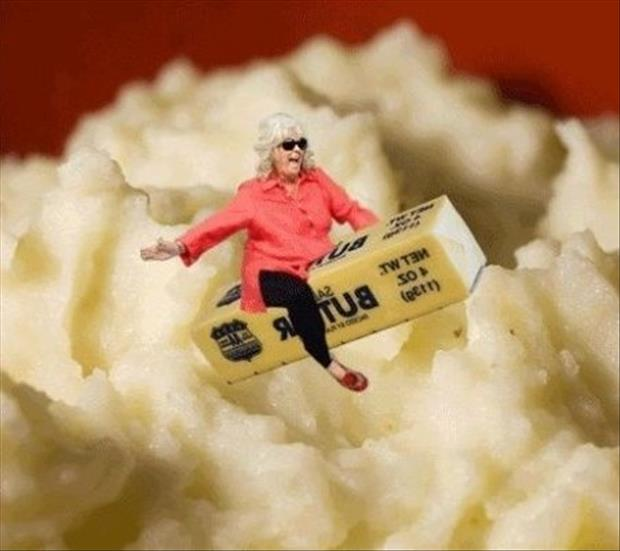 paula dean funny butter pictures