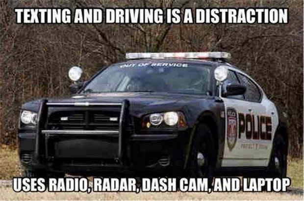 police car funny pictures