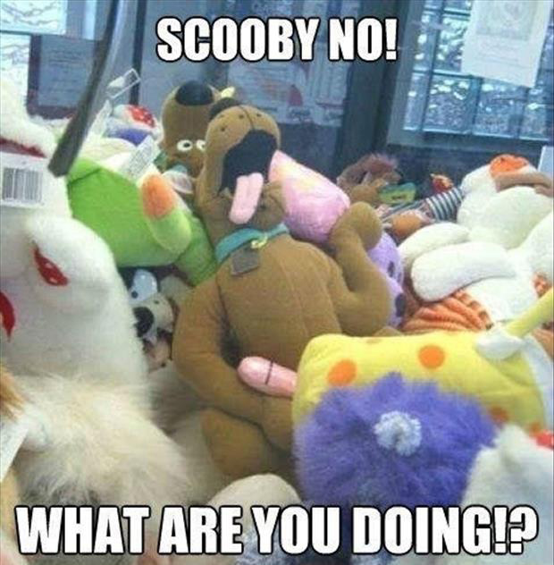 scooby doo what are you doing