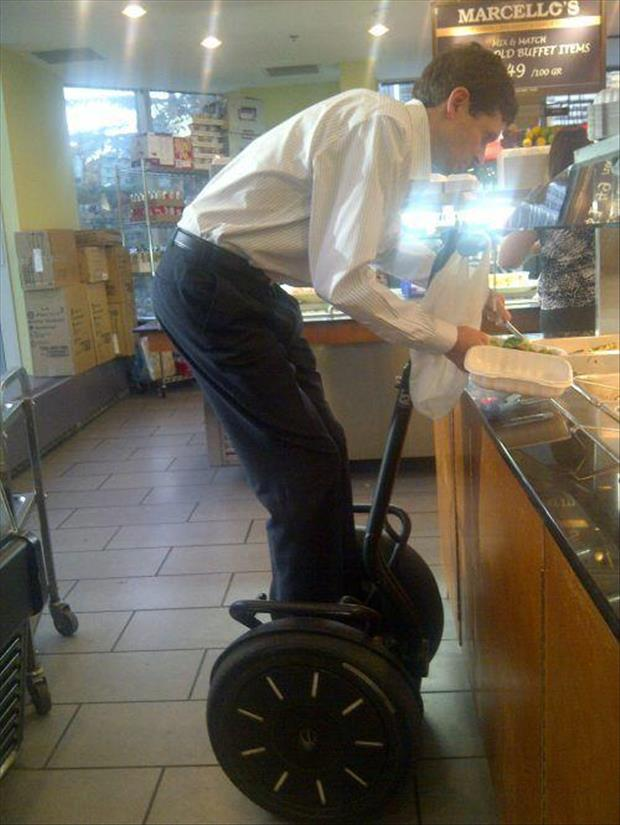 segway funny pictures