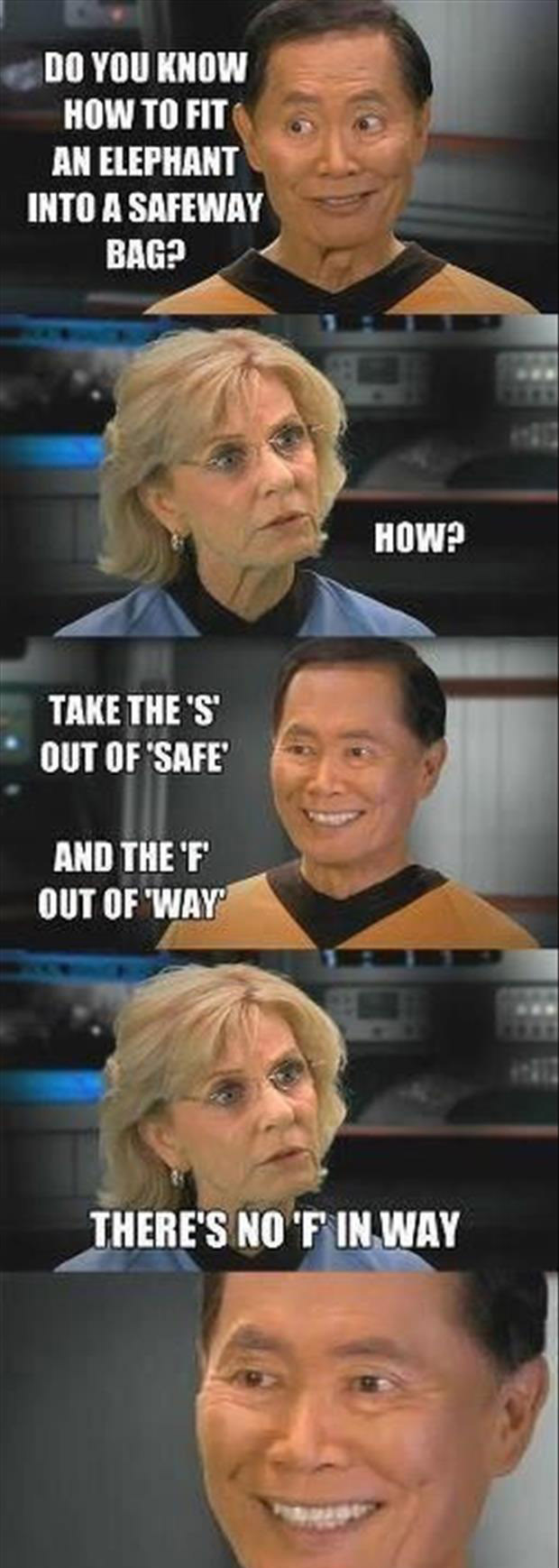 star trek jokes