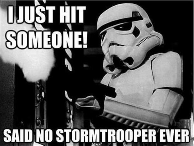 storm trooper funny pictures