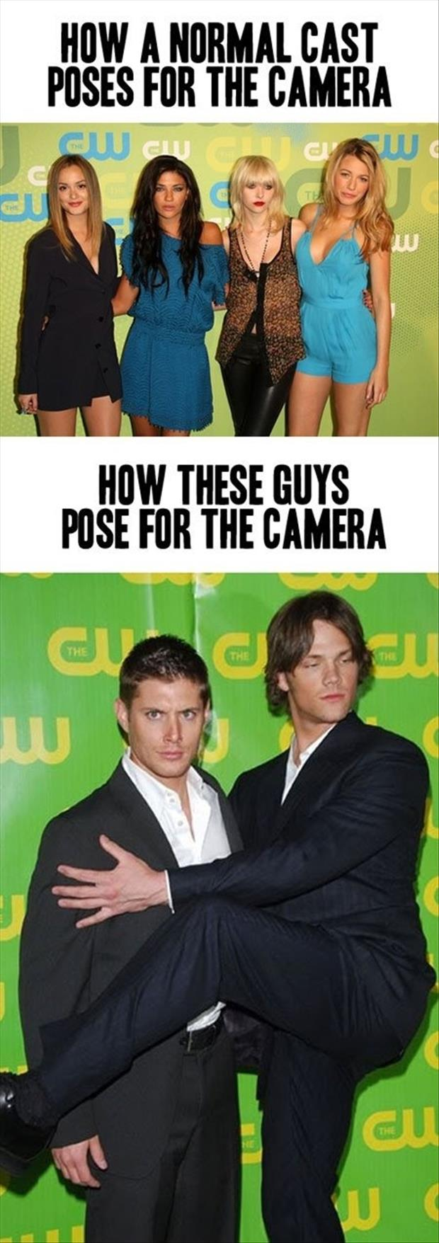 supernatural boys funny pictures
