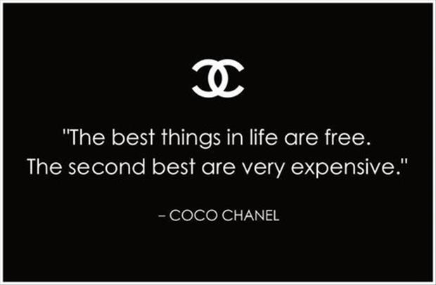 the best things in life are free funny quotes dump a day