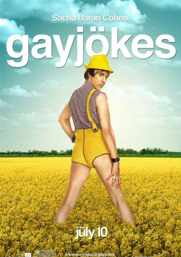 the gay jokes movie posters