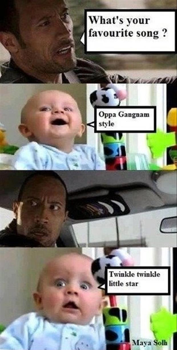 the rock, funny pictures
