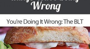 Things You're Doing Wrong – 22 Pics