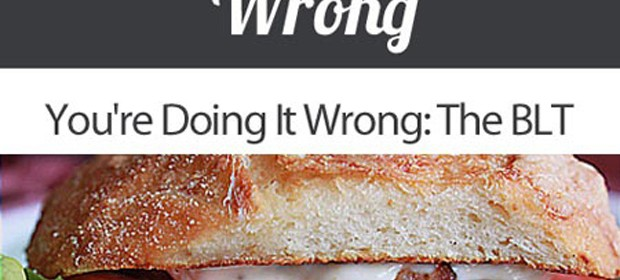 things you're doing wrong thumb