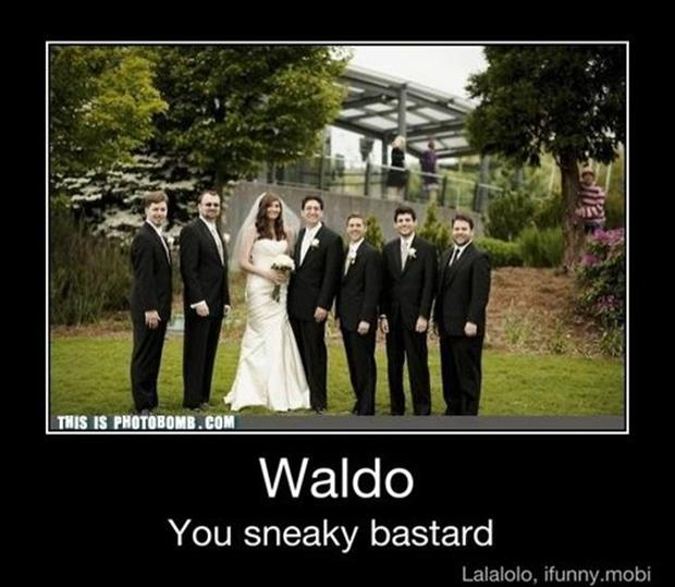 waldo demotivational posters