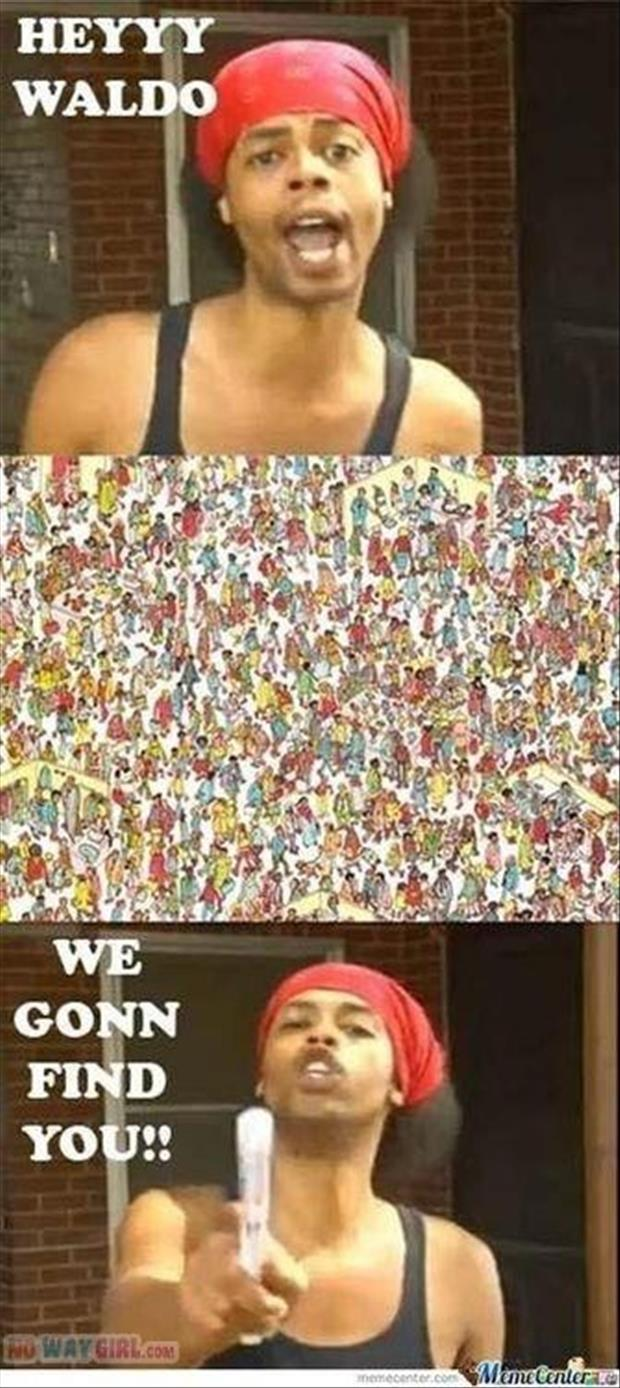 waldo funny pictures