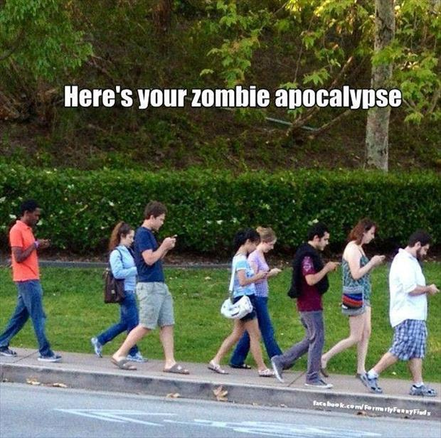 zombie apacolypse is upon us