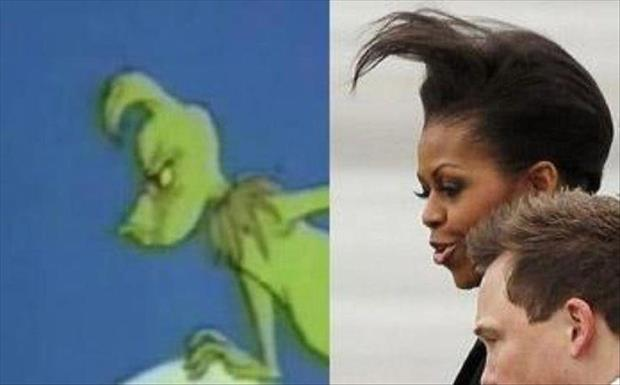 Michelle Obama funny pictures
