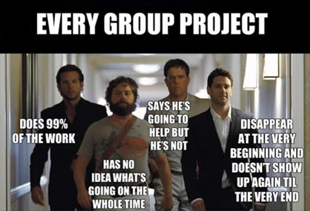 A Funny Group Projects