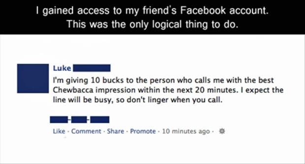 a how to hack a facebook account