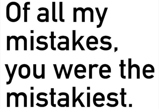 a mistakes funny