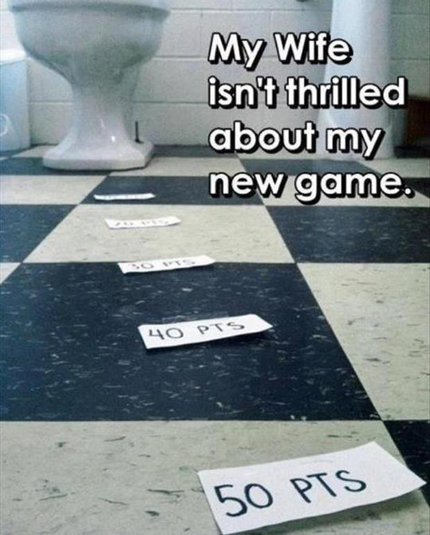 bathroom games