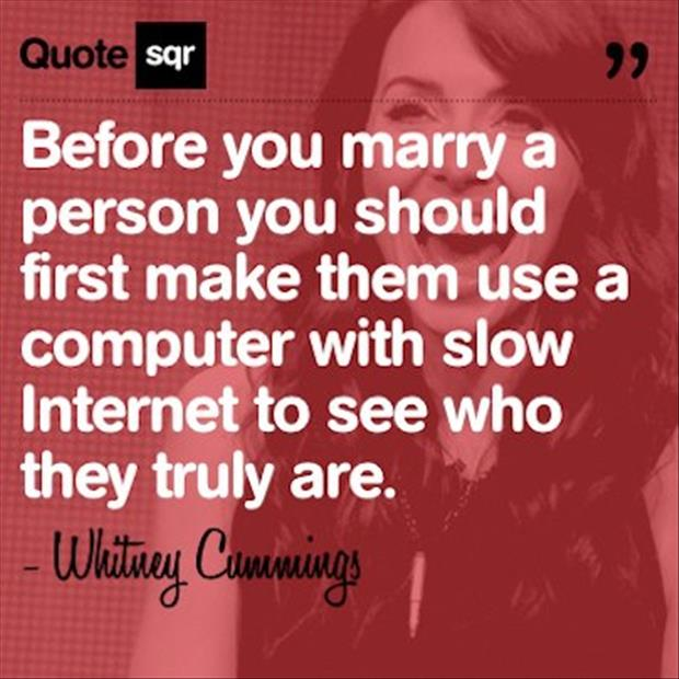 before you marry someone