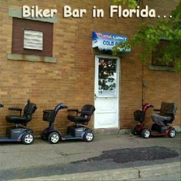 biker bar funny pictures