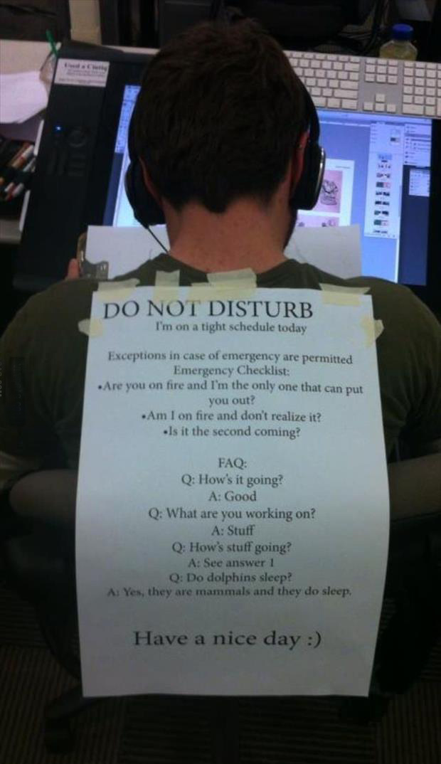 do not disturb funny signs