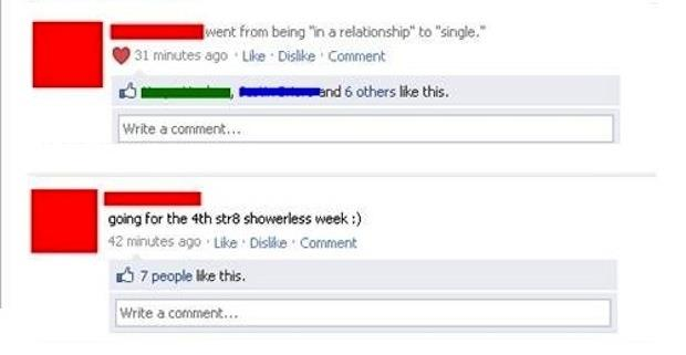 facebook status updates, funny pictures (10)