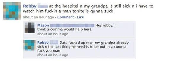 facebook status updates, funny pictures (3)