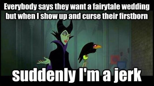 fairy tale wedding funny pictures
