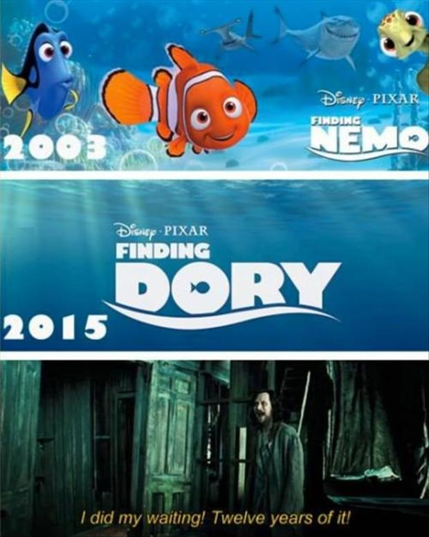 finding dory funny pixar movies pictures