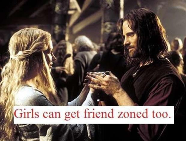friendzone girls