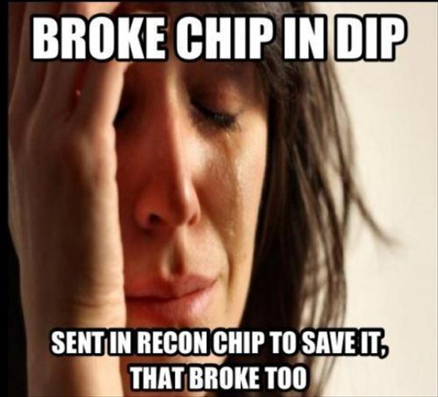 funny pictures chips and dip