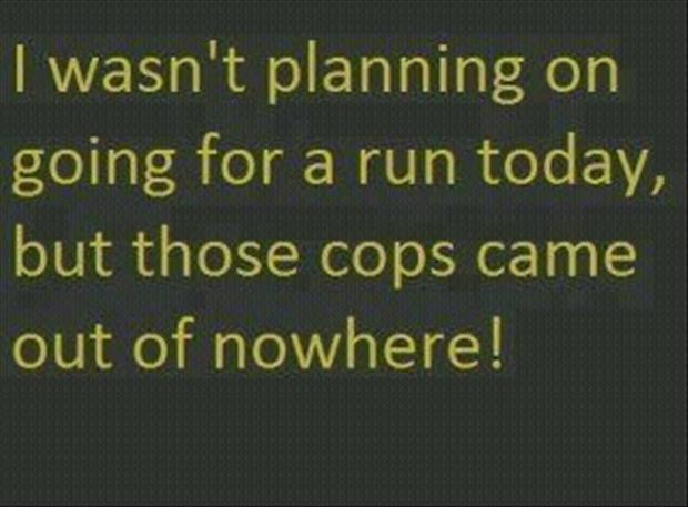 going for a run quotes