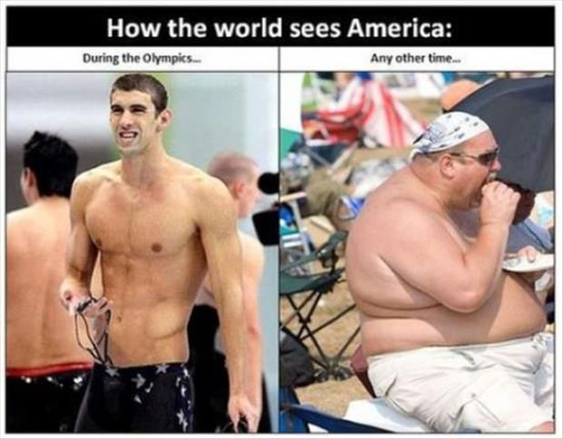 how the world sees america