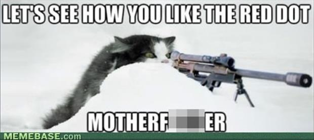 lets see how you like the red dot