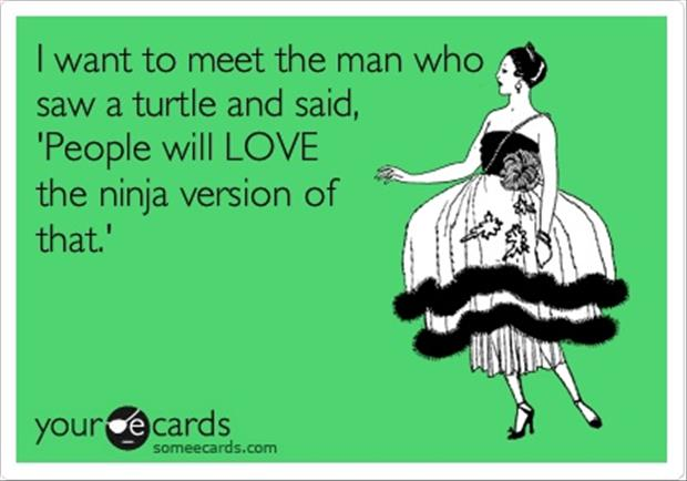 ninja turtles funny pictures