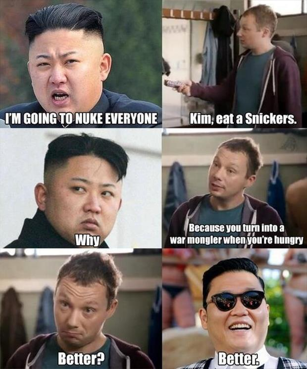 north korea funny pictures