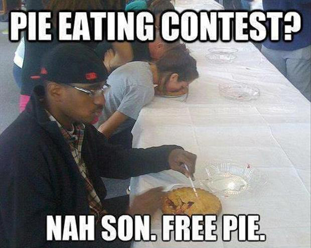pie eating contest funny pictures