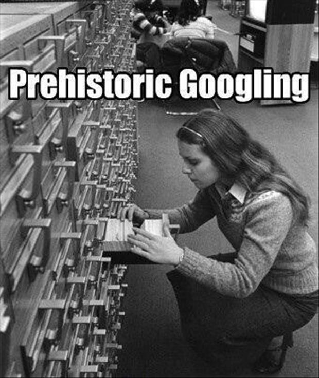 prehistoric googling funny images