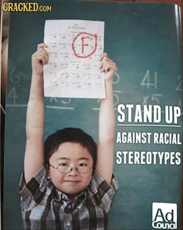 racial stereo types funny pictures