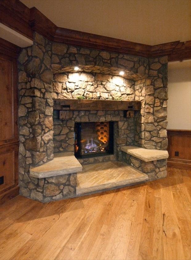 seating areas for your fireplace