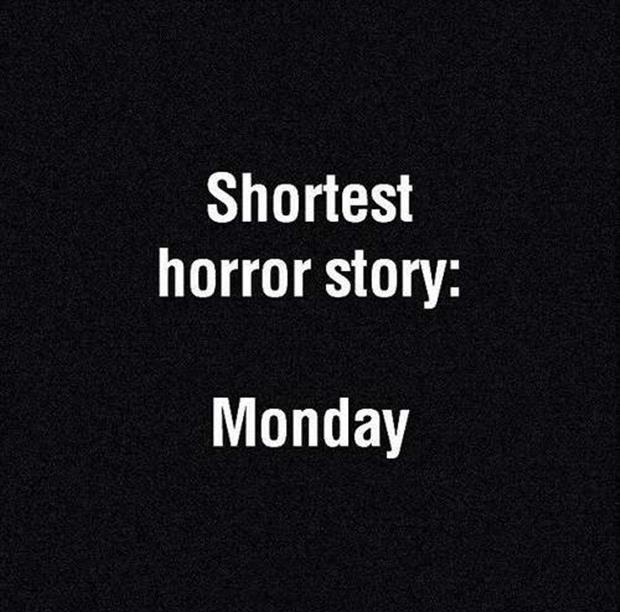 shotest horror story