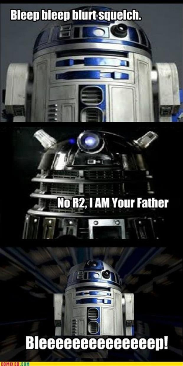 star wars, no, I am your father