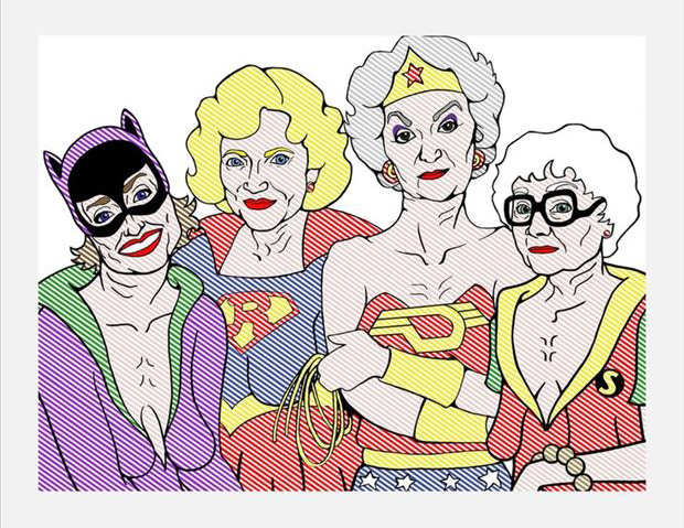 super golden girls