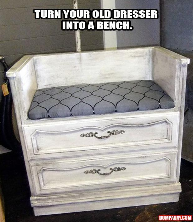 turn-an-old-dresser-into-a-bench1