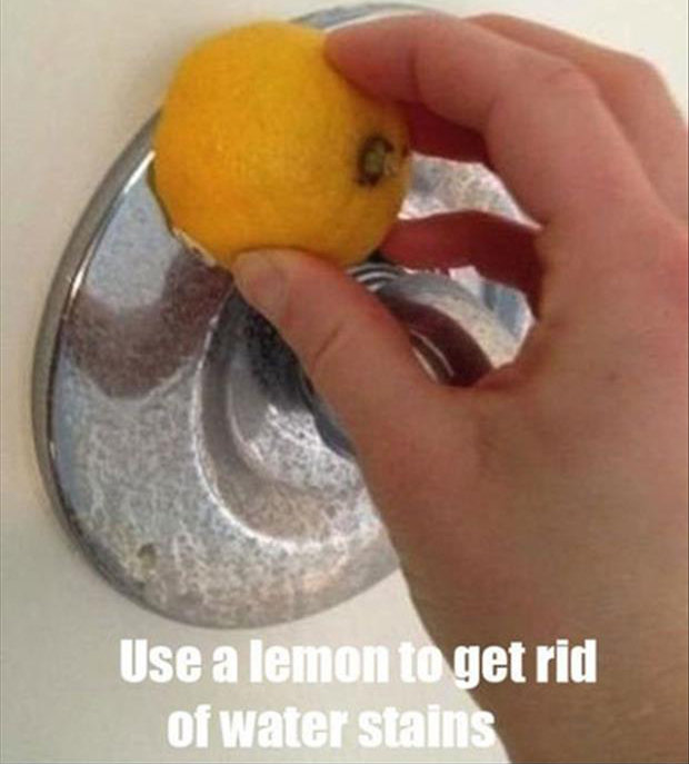 uses for lemons